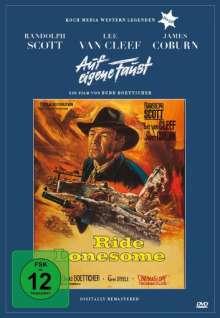 Auf eigene Faust, DVD
