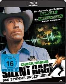 Silent Rage (Blu-ray), Blu-ray Disc