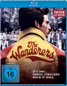 The Wanderers (Preview Cut Edition) (Blu-ray), Blu-ray Disc