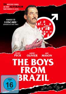 The Boys from Brazil, DVD