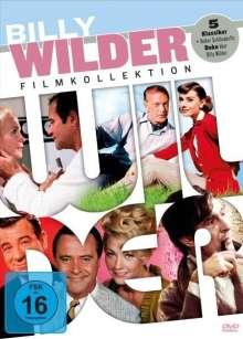 Billy Wilder Filmkollektion, 6 DVDs