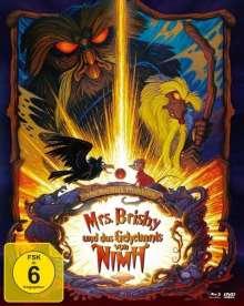 Mrs. Brisby und das Geheimnis von NIMH (Blu-ray & DVD im Mediabook), Blu-ray Disc