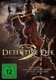 Detective Dee und die Legende der vier himmlischen Könige, DVD