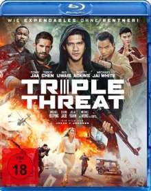 Triple Threat (Blu-ray), Blu-ray Disc