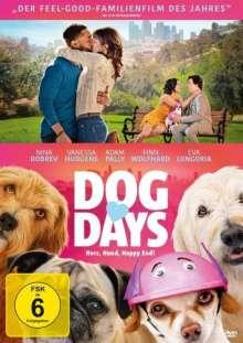 Dog Days, DVD