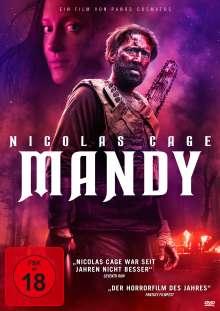 Mandy, DVD