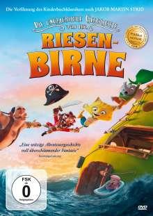 Die unglaubliche Geschichte von der Riesenbirne, DVD