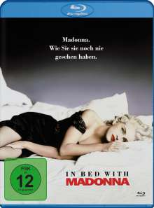 In Bed with Madonna (Blu-ray), Blu-ray Disc