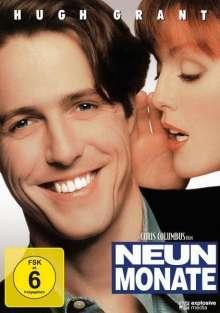 Neun Monate, DVD