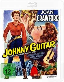 Johnny Guitar (Blu-ray), Blu-ray Disc