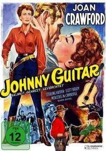 Johnny Guitar, DVD