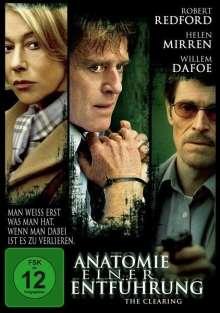 Anatomie einer Entführung, DVD