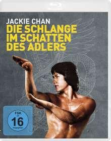 Die Schlange im Schatten des Adlers (Blu-ray), Blu-ray Disc