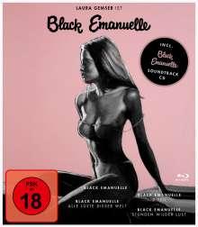 Black Emanuelle 1-4 (Blu-ray), 4 Blu-ray Discs