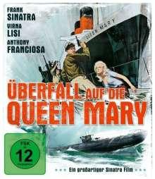 Überfall auf die Queen Mary (Blu-ray), Blu-ray Disc