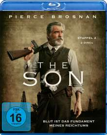 The Son Staffel 2 (finale Staffel) (Blu-ray), 2 Blu-ray Discs