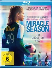 The Miracle Season (Blu-ray), Blu-ray Disc