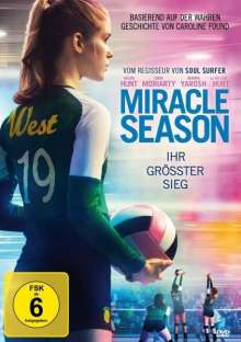 The Miracle Season, DVD