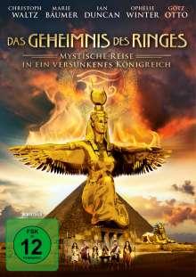 Das Geheimnis des Ringes, DVD