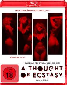 A Thought of Ecstasy (Blu-ray), Blu-ray Disc