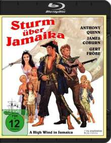 Sturm über Jamaika (Blu-ray), Blu-ray Disc