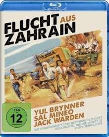 Flucht aus Zahrain (Blu-ray), Blu-ray Disc