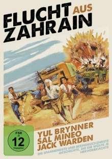 Flucht aus Zahrain, DVD