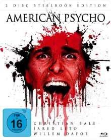 American Psycho (Blu-ray & DVD im Steelbook), Blu-ray Disc