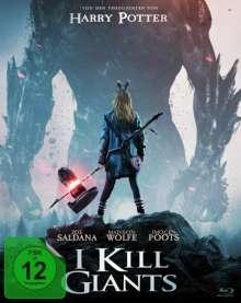 I Kill Giants (Blu-ray), Blu-ray Disc