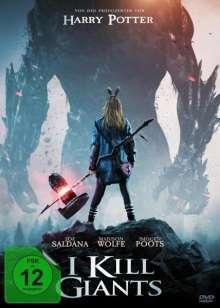 I Kill Giants, DVD