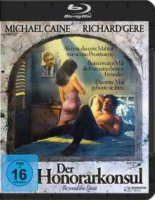 Der Honorarkonsul (Blu-ray), Blu-ray Disc