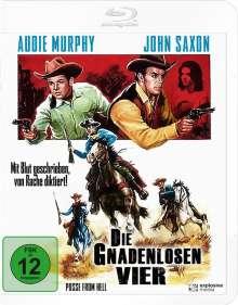 Die gnadenlosen Vier (Blu-ray), Blu-ray Disc