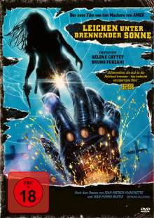 Leichen unter brennender Sonne, DVD