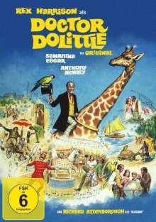 Doctor Dolittle (1967), DVD