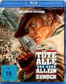 Töte alle und kehr allein zurück (Blu-ray), Blu-ray Disc