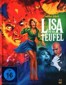 Lisa und der Teufel (Blu-ray & DVD im Mediabook), Blu-ray Disc