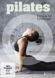 Pilates - Fitness Box für Einsteiger, 2 DVDs