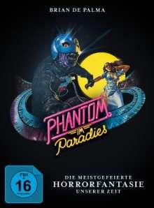 Phantom im Paradies (Blu-ray & DVD im Mediabook), 3 Blu-ray Discs