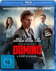 Domino (2019) (Blu-ray), Blu-ray Disc