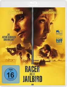 Racer and the Jailbird (Blu-ray), Blu-ray Disc