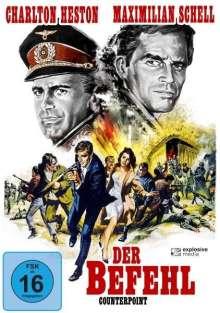 Der Befehl, DVD