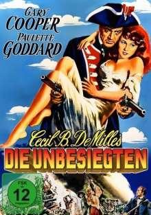 Die Unbesiegten (1947), DVD