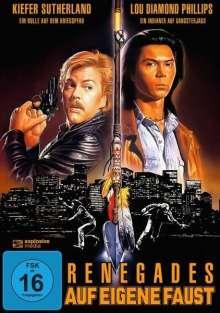 Renegades, DVD