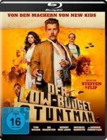 Der Low-Budget Stuntman (Blu-ray), Blu-ray Disc