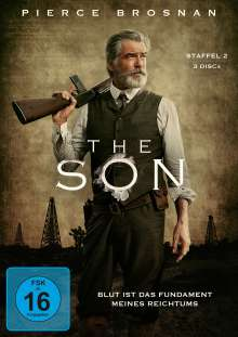 The Son Staffel 2 (finale Staffel), 3 DVDs