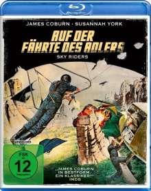 Auf der Fährte des Adlers (Blu-ray), Blu-ray Disc