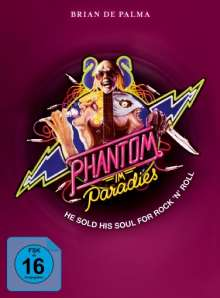 Phantom im Paradies (Blu-ray & DVD im Mediabook), Blu-ray Disc