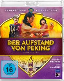 Aufstand in Peking (Blu-ray), Blu-ray Disc