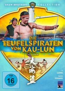Die Teufelspiraten von Kau-Lun, DVD