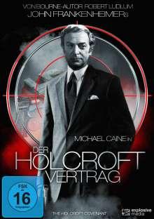 Der Holcroft-Vertrag, DVD